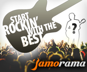 Teach Yourself Guitar -Jamorama